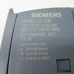 6ES7212-1AE40-0XB0 - CPU 1212C DC/DC/DC