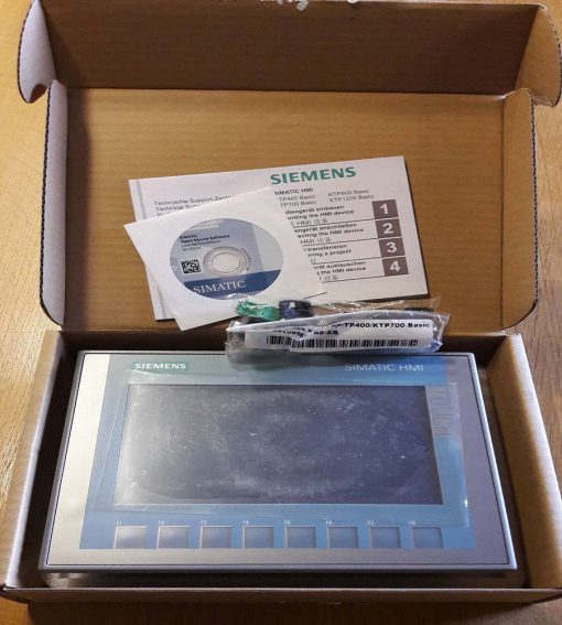 6AV2124-2DC01-0AX0 - SIMATIC HMI KTP400 Comfort