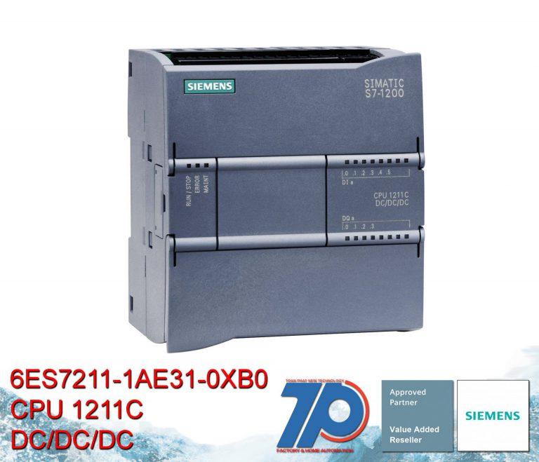 6ES7211-1AE40-0XB01211C DC/DC/DC