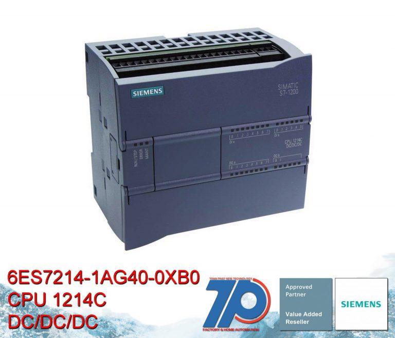 6ES7214-1AG40-0XB0 1214C DC/DC/DC