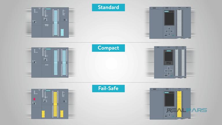 Danh mục CPU S7-1500 và S7-300