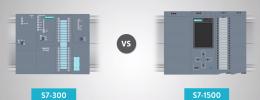 Điểm khác nhau giữa PLC S7-300 và S7-1500