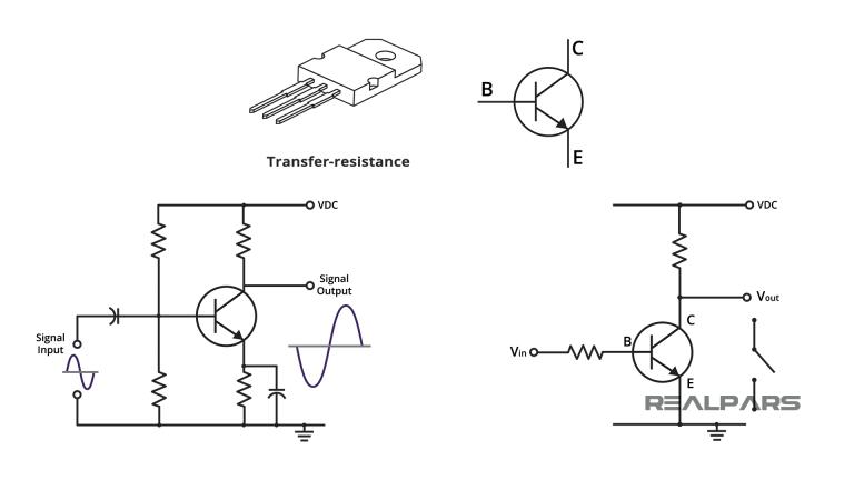 Transistor - Bóng bán dẫn là gì