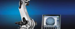 Siemens chạy MyRobot, điều khiển trực tiếp hiện được cung cấp với Comau
